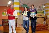 Sbírku pro dětské oddělení Orlickoústecké nemocnice vyhlásilo Rodinné centrum Dětský svět v Lanškrouně.