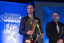 Z vyhlášení výsledků ankety Nejúspěšnější sportovec roku 2017 okresu Ústí nad Orlicí.
