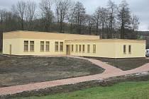 Společenský dům v Rybníku.