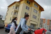 Nové domy s pečovatelskou službou poskytují svým obyvatelům vysoký komfort bydlení.
