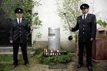 Maxi svíčka Třebovka.