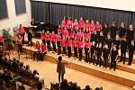 Na podporu dětského fondu UNICEF při OSN uspořádal dětský pěvecký sbor ZLATÝ KLÍČEK a sbor VOX COLORIS koncert nazvaný ZPÍVÁME PRO UNICEF. Na programu podvečera byla řada písní od domácích i zahraničních autorů. V závěrečné části zazněla kantáta od Bohusl