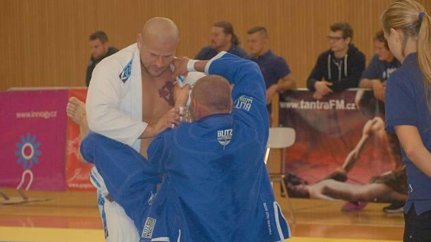 Turnaj ve Frýdku-Místku se bojovníkům povedl.