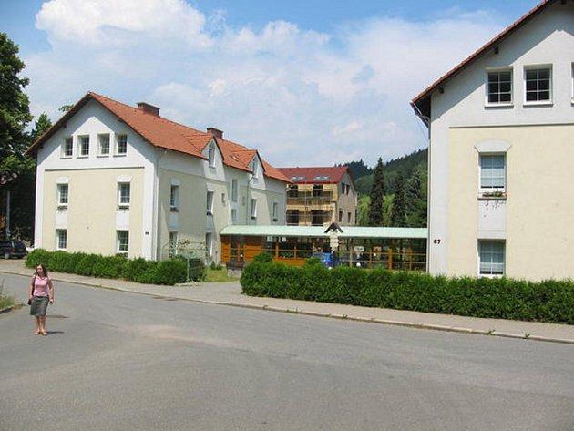 Dům pokojného stáří sv. Kryštofa v Ústí nad Orlicí-Kerharticích.