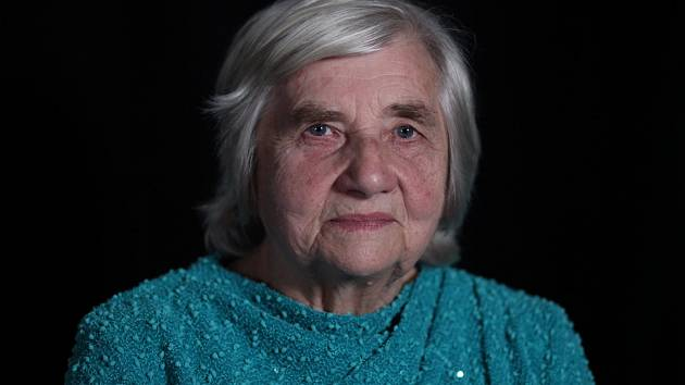 Jana Blažejová v roce 2020