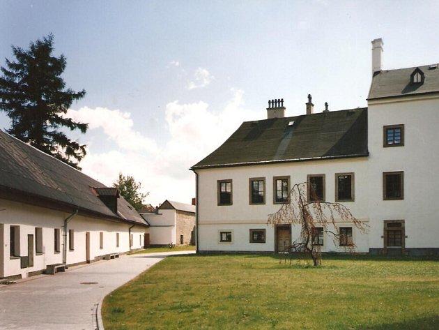 Městské muzeum v Lanškrouně.