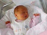 Pavlína Kučerová se narodila s váhou 3370 g dne 1. 12. v 8.15 hodin. Doma v Lubníku bude těšit rodiče Renatu Pagáčovou a Pavla Kučeru i sestřičku Marianu.