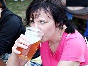Pivní slavnosti v Chocni.