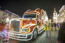 Vánoční kamion zastaví na náměstí v Žamberku.