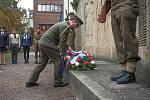 U památníků si připomněli Den válečných veteránů