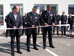 Z otevření dálničního oddělení ve Vysokém Mýtě.