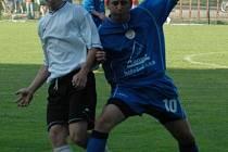 Ústeckým fotbalistům to v neděli v Trutnově příliš nevyšlo a nakonec prohráli 2:0.