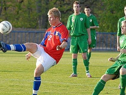 Česká republika Irsko 1:2.