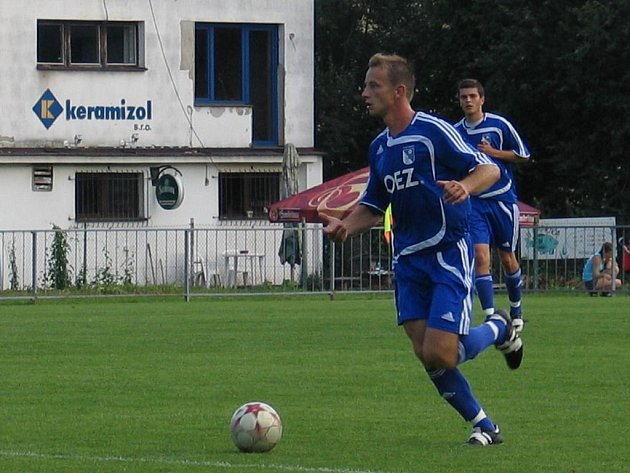 Letohrad porazil v úvodním utkání Hradec Králové B.