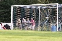 Vítězná penalta Letohradu.