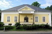 Muzeum v Žamberku.