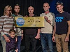 Nemocnému Davídkovi už předali šedesát tisíc.