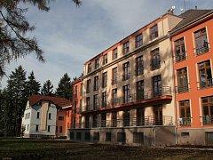 Rekonstruované objekty Albertina.