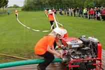 Heřmanické klání hasičů
