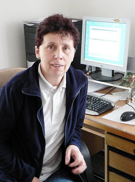 HELENA JURENKOVÁ z charitní ošetřovatelské služby v Letohradě.