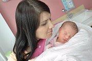 Miriam Suchomelová těší rodiče Martinu a Martina i brášku Jakuba z Verměřovic. Narodila se 16. 1. ve 20.05 hodin, kdy vážila 3,320 kg.