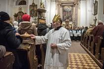 Tříkrálový koncert v kostele svatého Jakuba v sobotu 12. ledna učinil slavnostní tečku za Tříkrálovou sbírkou 2019.