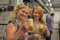 Pátek 18. června se do choceňské kroniky zapíše jako den, kdy se znovuobnovila tradice místního pivovarnictví.
