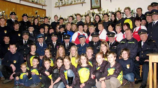 Sbor dobrovolných hasičů z Kunčic bojuje o titul Dobráci roku.