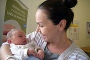 Tobiáš Mořkovský je prvním dítětem Evy a Ondřeje z Vysokého Mýta. Při narození 3. 6. v 6.24 hodin vážil 3,470 kg.