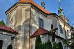 Noc kostelů v Ústí nad Orlicí.