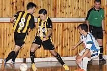 V prvním zápase čtvrtfinále play-off Vysoké Mýto s Pardubicemi prohrálo.