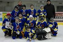 Mezinárodní turnaj žáků kategorie 2004 a 2005 se vydařil.