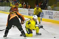 Výhrou 11:4 nad Ledčí se hokejisté Chocně loučili s letošní sezonou.