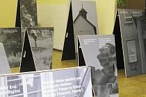 Výstava v Chocni.