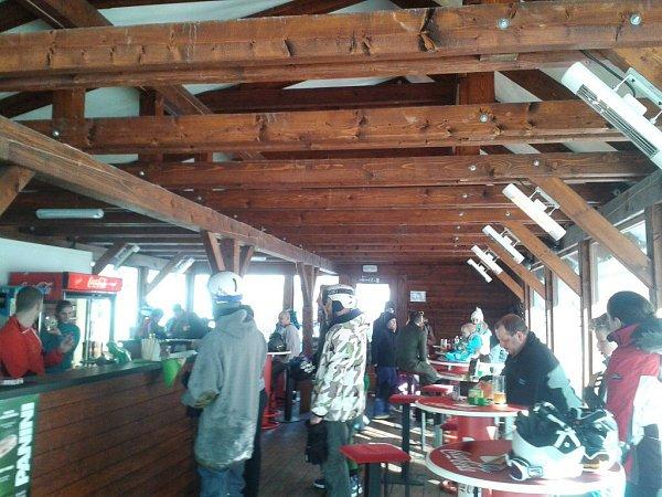 Nový apres ski bar vČenkovicích.