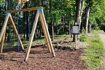 Téměř čtyři kilometry dlouhá je nová fitness stezka v Chocni.