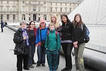 Českotřebovští esperantisté navštívili Francii.