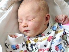 Adéla Henzlová je první radostí pro manžele Barboru a Tomáše z Ústí. Narodila se jim 23. srpna v 11.14 s hmotností 3,28 kg.