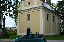 Kaple sv. Anny v Ústí nad Orlicí–Hylvátech.