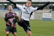 Od nové sezony spoluhráči - Petr Jeníček (vlevo) se z Čáslavi přesunul do Ústí nad Orlicí.