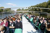 Studenti českotřebovského gymnázia navštívili Itálii.
