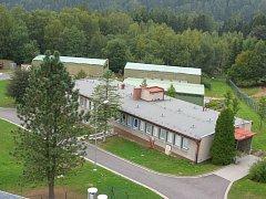 Centrum biologické ochrany v Těchníně.
