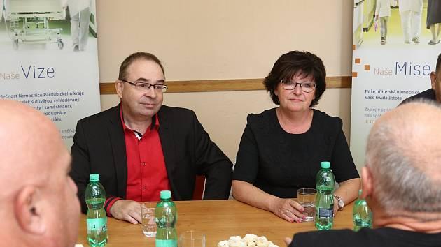 Ústí a Třebová pomohli nadačnímu fondu