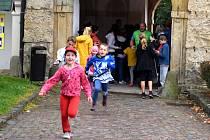 Osmý ročník Běháme pro... byl zasvěcen Domovu pod hradem Žampach.
