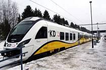 Přímý vlak z Ústí do Polska? Po pěti letech zase možná ano.