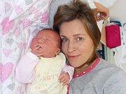 Zuzana Válková se narodila s váhou 3910 g dne 29. 12. v 11.34 hodin. Ve Svinné u České Třebové bude těšit rodiče Petru a Tomáše i sourozence Vendulu a Víta.