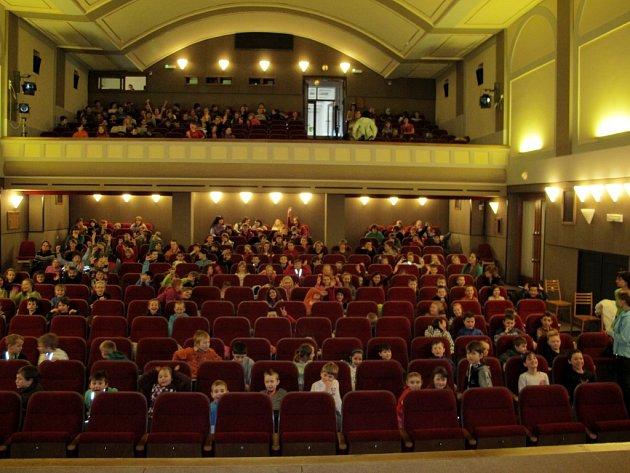 Dětský filmový festival v Žamberku.