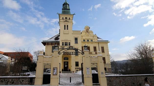 Městské muzeum v Ústí nad Orlicí.