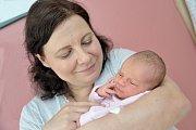 Tereza Marešová dělá radost Haně a Petrovi z Dolní Čermné. Narodila se 27. 3. ve 22.10 hodin, kdy vážila 2,90 kg. Bráška se jmenuje Jakub.
