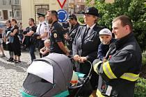 Výstava mapuje 150 let od založení hasičů v Ústí nad Orlicí.